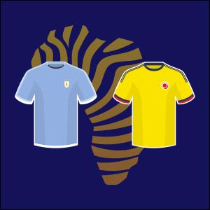 Uruguay vs Colombia betting tips