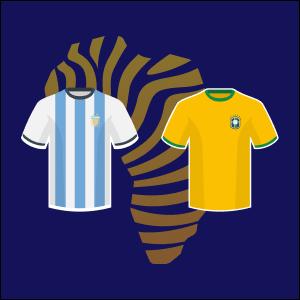 Argentina vs Brazil betting predictions