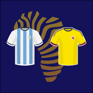 Argentina vs Colombia betting tips